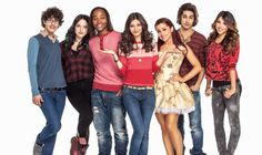 There Was a Major 'Victorious' Reunion on Snapchat