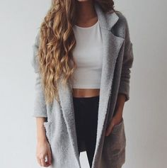 Imagen de fashion, style, and outfit Style Blog, Mode Outfits, Winter Outfits, Mode Top, Mein Style, Lookbook, Mode Inspiration, Fashion Inspiration, Simple Outfits