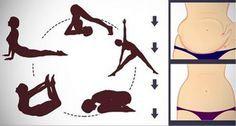 5 postures de yoga pour réduire la graisse abdominale