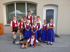 Schuhplattlergruppe Hopfgarten