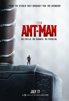 Ant-Man Poster Collection - VFX
