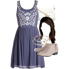 Allison Inspired Affordable Fall Wedding Outfit by veterization on Polyvore featuring ASOS