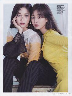 井南+지효; mina+jihyo ❥ TWICE