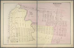 Atlas of Long Island, New York. From recent and...