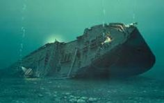 The wreck of the Empress of Ireland lies in 130 feet of water in the frigid St. Lawrence River. While the wreck is well within reach of scuba divers, it is a treacherous wreck to visit due to the near-freezing temperature of the water and the strong currents. The riverbed is gravel, but the currents have deposited  ever-shifting layers of silt within the wreck. Debris litters the site, co-mingling with bones of the victims.