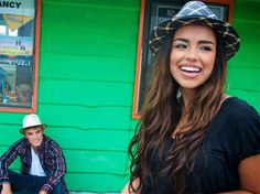 Greenpacha Hats aims to improve the lives of the artisans it works with, with 2% of all profits going to support weaving communities in Latin America.
