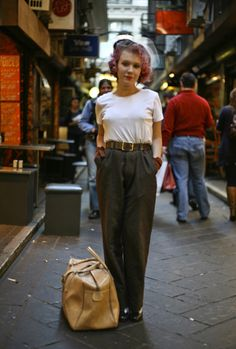 Laneway vintage fashion, Melbourne I loved visiting melborne Australia about a year ago Fun country!!!