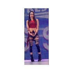 Brie Bella ❤ liked on Polyvore featuring wwe, divas and the bella twins