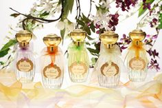 Annick Goutal  I collect her Scents with seriousness!!!