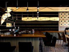 Sushi Restaurant Design haiku sushi restaurant in shanghai | modern restaruant interior