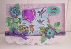 house mouse piking berries , stamp oloured with promarkers, hobby craft card , hunky dory bp.