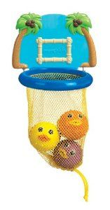 Munchkin Bath Dunkers Toy Set: Phthalate-free PVC and no BPA (Z Recommends info. - http://zrecs.blogspot.com/2008/04/zrecs-guide-to-safer-bath-toys.html)