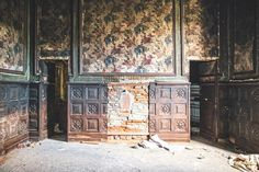 IlPost - Château P., Francia del sud. La foto è stata scattata nell'agosto 2012. (Martin Vaissie) - Château P., Francia del sud. La foto è stata scattata nell'agosto 2012. (Martin Vaissie)