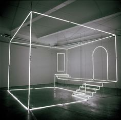 Marvelous light installations by Massimo Uberti — T H E •• T W O