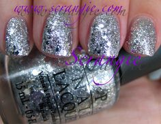 Scrangie: OPI Miss Universe Collection Summer 2011 Crown Me Already!