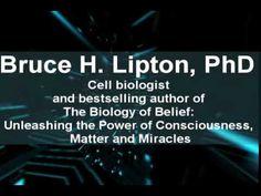 Bruce Lipton, PhD. & Bio-Geometric Integration