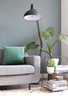 Funky Home Decor Home Living Room, Living Room Colors, Home Decor, House Interior, Living Room Wall Color, Lamps Living Room, Interior Design, Home And Living, Funky Home Decor
