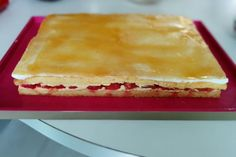 Fraisier - Mes Recettes au Cooking Chef Kenwood Cooking, Cheesecake, Pie, Sweets, Robot, Desserts, Recipes, Sweet Recipes, Cooking Recipes
