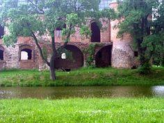 Modliszewice zamek