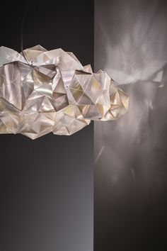 Slamp presents Drusa, design by Adriano Rachele