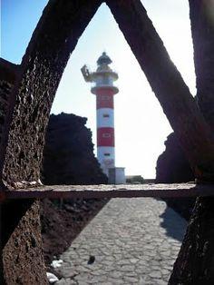 *Punta de Teno, Teno Lighthouse - Westernmost Point in Tenerife Spain