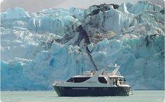 Navegación a glaciares Upsala y Spegazzini Boat, Outdoor, Dune, Mesas, Mountain Range, El Calafate, Nature Photography, Volcanoes, Argentina