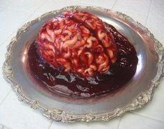 Ricetta cervello di Halloween | Ricette di ButtaLaPasta