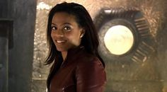 Dr. Martha Jones... I wouldn't need anyone to prompt me to see the M.D. if they all looked like this.