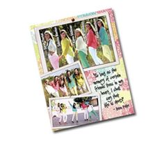 FULL PAGE Senior Yearbook Ad 9 X 12 by PAPELCustomDESIGN on Etsy, $30.