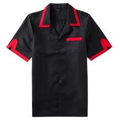 Cheap fit shirt, Buy Quality mens dress shirts directly from China slim fit shirt Suppliers: New Casual Cotton Men Shirt Short Sleeve Slim Fit Shirt Black Turn-Down Collar Mens Dress Shirts Male Plus Size Chemise Summer Outfits Men, Men Summer, Summer Clothes, Casual Shirts For Men, Men Casual, I Dress, Shirt Dress, Black Plaid Shirt, Plus Size Men