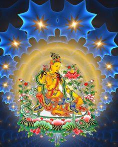 Bodhisattva Ksitigarbha-地藏王菩薩