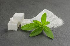 A stevia plant, Stevia is perhaps unique among food ingredients because it's most valued for what it doesn't do. It doesn't add calories. Unlike other sugar substitutes, stevia is derived from a plant. Today, stevia is part of the sugar substitute market. What Is Stevia, Sugar Substitute, Herb Seeds, Lyme Disease, Heart Disease, Natural Sugar, Natural Foods, Healthy Alternatives, Sugar Alternatives