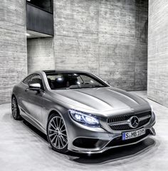 Mercedes-Benz unveils the 2015 S-Class Coupe