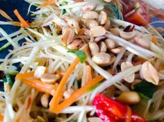 Thai Salad so delicious and a very easy recipe !