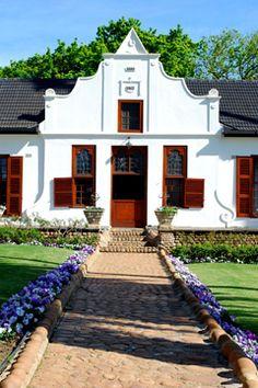 Diemersdal Wine Estate Manor House