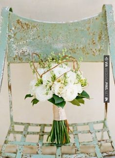 Sweet! - bouquet; credit: Floral Occasions | CHECK OUT MORE GREAT GREEN WEDDING IDEAS AT WEDDINGPINS.NET | #weddings #greenwedding #green #thecolorgreen #events #forweddings #ilovegreen #emerald #spring #bright #pure #love #romance