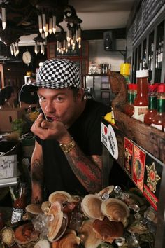 Chuck Hughes. Future husband. (: