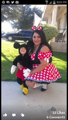 Mouse mickey costume adult minnie and