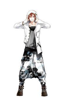 埋め込み Red Hair Men, Tsukiuta The Animation, Naruto Gaara, Dark Anime, Hero Academia Characters, Sora, Manga, Anime Style, Short Hair Cuts