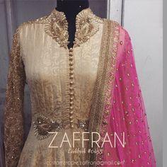 Anarkali by ZAFFRAN | Lookbook 0455 | Email: customercare.zaffran@gmail.com