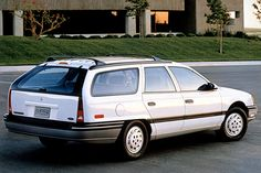 1990-95 Ford Taurus | Consumer Guide Auto