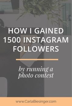 Ever thought about running an Instagram contest? Whether it's a photo challenge, a giveaway, or a shoutout competition, running a contest on Instagram is a great way of increasing your engagement, growing your account, and gaining new followers. Click through to read the step-by-step process to run your own successful contest!