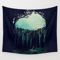 Fox Tapestry - Studio 6
