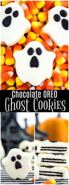 OREO Ghost Cookies –...