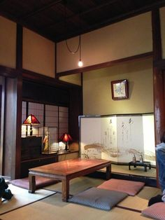 #Japan machiya, traditional (merchant's) houses