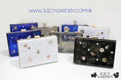 2015 Last Order. Juicy Garden-Browniies Hand Made Acrylic Treasure Glitter Box. We ship to overseas buyer. Check this out here:) https://www.facebook.com/juicygardenfashion/