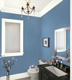 Storm cloud 6240 by sherwin williams paint color for - Design your own virtual bathroom ...