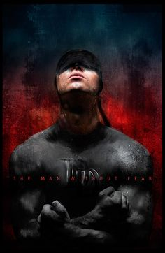 Daredevil by Richard Davies #Netflix Total awesome-ness!