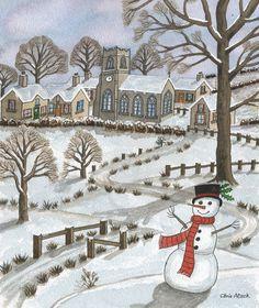 031CA028 - The Jolly Snowman