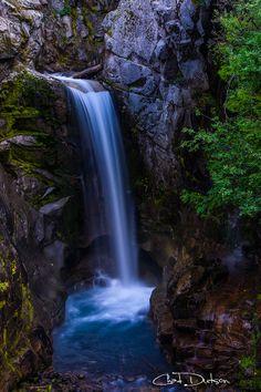 Mount Rainier National Park, Washington; photo by .Chad Dutson on 500px
